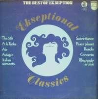 Gramofonska ploča Ekseption The Best Of Ekseption - Ekseptional Classics LP 5811, stanje ploče je 10/10