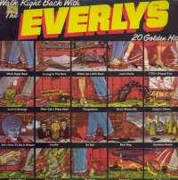 Gramofonska ploča Everly Brothers Walk Right Back With The Everlys - 20 Golden Hits WB 56168, stanje ploče je 9/10