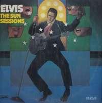 Gramofonska ploča Elvis Presley Sun Sessions LSRCA 70890, stanje ploče je 8/10