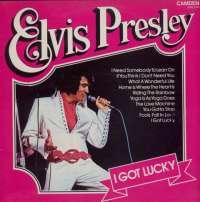 Gramofonska ploča Elvis Presley I Got Lucky CDS 1154, stanje ploče je 10/10