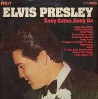 Gramofonska ploča Elvis Presley Easy Come, Easy Go CDS-1146, stanje ploče je 9/10