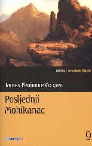 Posljednji Mohikanac Cooper James Fenimore meki uvez