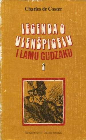 Legenda o Ulenšpigelu i Lamu Gudzaku 1-2 Coster Charles De meki uvez