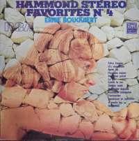 Hammond Stereo Favorites N°4 Ernie Bouckaert