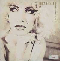 Gramofonska ploča Eurythmics Savage LSRCA 73218, stanje ploče je 10/10
