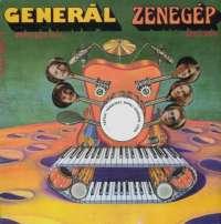 Gramofonska ploča General Zenegép SLPX 17534, stanje ploče je 9/10