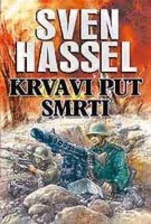 Krvavi put smrti Hassel Sven  meki uvez