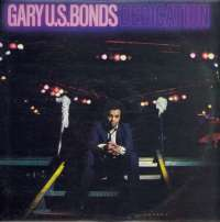 Gramofonska ploča Gary U.S. Bonds Dedication LSEMIA 73136, stanje ploče je 10/10