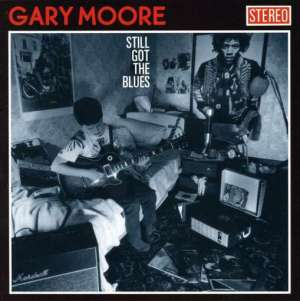 Gramofonska ploča Gary Moore Still Got The Blues LP-7-1 202687 6, stanje ploče je 8/10
