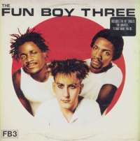 Gramofonska ploča Fun Boy Three FB3 LL 0840, stanje ploče je 9/10