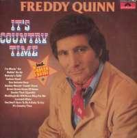 Gramofonska ploča Freddy Quinn It's Country Time 2371 698, stanje ploče je 8/10