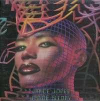 Gramofonska ploča Grace Jones Inside Story LSMAN 73185, stanje ploče je 10/10