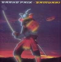 Gramofonska ploča Grand Prix Samurai CHR 1430, stanje ploče je 10/10
