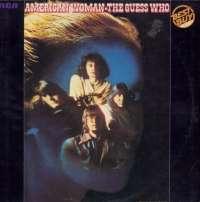 Gramofonska ploča Guess Who American Woman CL 13673, stanje ploče je 8/10
