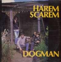 Gramofonska ploča Harem Scarem Dogman ANDA 30, stanje ploče je 10/10