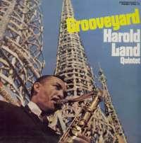 Gramofonska ploča Harold Land Grooveyard, stanje ploče je 10/10