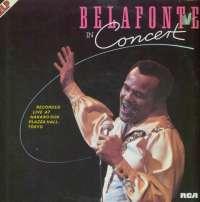 Gramofonska ploča Harry Belafonte Harry Belafonte In Concert NL 454041, stanje ploče je 10/10