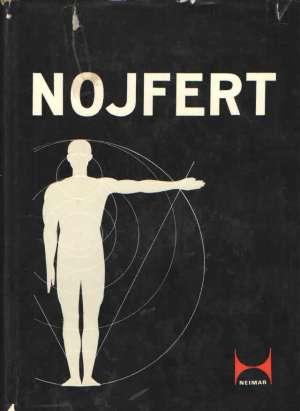 Arhitektonsko projektovanje Ernst Nojfert tvrdi uvez