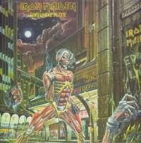 Gramofonska ploča Iron Maiden Somewhere In Time LSEMI 11161, stanje ploče je 9/10