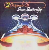 Gramofonska ploča Iron Butterfly 2 Originals Of Iron Butterfly ATL 80 003, stanje ploče je 8/10