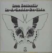 Gramofonska ploča Iron Butterfly In-A-Gadda-Da-Vida ATCO 40022, stanje ploče je 7/10