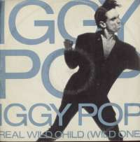 Gramofonska ploča Iggy Pop Real Wild Child (Wild One) 392 154-1, stanje ploče je 8/10