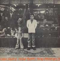 Gramofonska ploča Ian Dury New Boots And Panties!! LL 0637, stanje ploče je 8/10