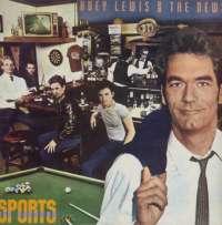 Gramofonska ploča Huey Lewis And The News Sports LL 0995, stanje ploče je 10/10