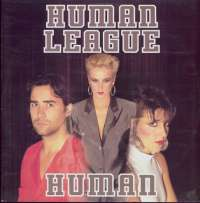 Gramofonska ploča Human League Human VS880-12, stanje ploče je 10/10