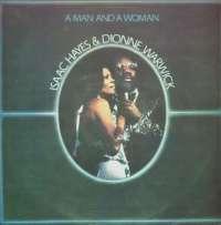 Gramofonska ploča Isaac Hayes & Dionne Warwick A Man And A Woman 2 LP 5691/92, stanje ploče je 9/10