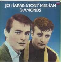 Gramofonska ploča Jet Harris & Tony Meehan Diamonds TAB 68, stanje ploče je 10/10