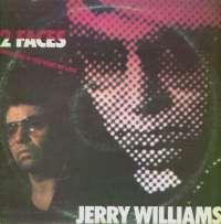 Gramofonska ploča Jerry Williams 2 faces 2222183, stanje ploče je 10/10