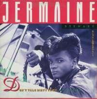 Gramofonska ploča Jermaine Stewart Don't Talk Dirty To Me (Extended Mix) 611 580-213, stanje ploče je 9/10