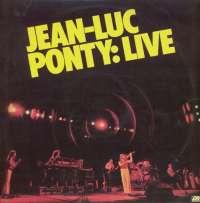 Gramofonska ploča Jean-Luc Ponty Live ATL 50594, stanje ploče je 9/10