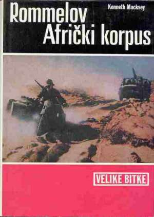 Rommelov afrički korpus Kenneth Macksay tvrdi uvez