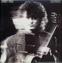 Gramofonska ploča Jimmy Page Outrider LSGEFF 73261, stanje ploče je 10/10
