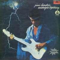 Gramofonska ploča Jimi Hendrix Midnight Lightning LP 5570, stanje ploče je 10/10