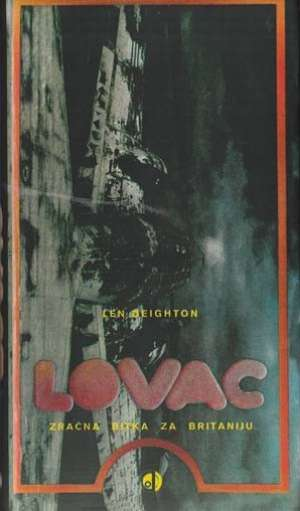 Lovac I-II Len Deighton tvrdi uvez