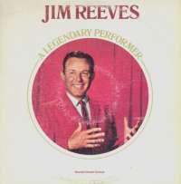 Gramofonska ploča Jim Reeves A  Legendary Performer CPL1-1891, stanje ploče je 8/10