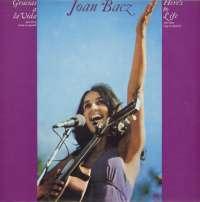 Gramofonska ploča Joan Baez Gracias A La Vida / Here's To Life 2222698, stanje ploče je 10/10