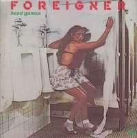 Gramofonska ploča Foreigner Head Games ATL 50 651, stanje ploče je 10/10