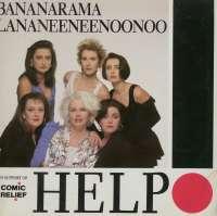 Gramofonska ploča Bananarama / Lananeeneenoonoo Help 886 493-1, stanje ploče je 10/10