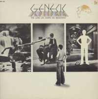 Gramofonska ploča Genesis Lamb Lies Down On Broadway 6641 226, stanje ploče je 10/10