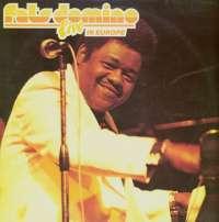 Gramofonska ploča Fats Domino Live In Europe UAS 30121, stanje ploče je 7/10