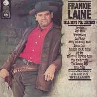 Gramofonska ploča Frankie Laine Hell Bent For Leather! CBS 52610, stanje ploče je 9/10