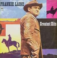 Gramofonska ploča Frankie Laine Greatest Hits CBS 52808, stanje ploče je 9/10