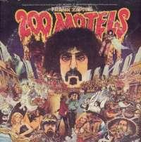 Gramofonska ploča Frank Zappa 200 Motels 3C 154-92854/55, stanje ploče je 7/10