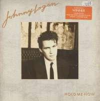 Gramofonska ploča Johnny Logan Hold Me Now EPC 4510731, stanje ploče je 10/10