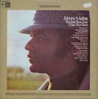 Gramofonska ploča Johnny Mathis The First Time Ever (I Saw Your Face) CQ 31342, stanje ploče je 8/10