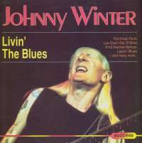 Gramofonska ploča Johnny Winter Livin' The Blues 2158LP, stanje ploče je 10/10